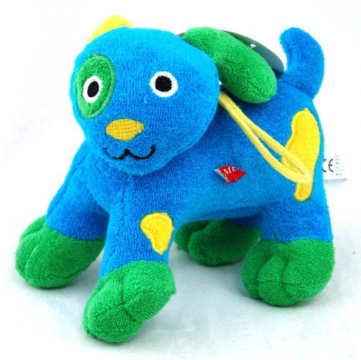 Иллюстрация 1 из 2 для Собачка игрушка-мочалка (823) | Лабиринт - игрушки. Источник: Лабиринт