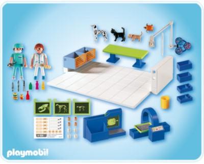 Иллюстрация 1 из 3 для Ветеринарный кабинет (4346)   Лабиринт - игрушки. Источник: Лабиринт