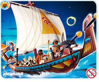 Иллюстрация 1 из 3 для Корабль фараона (4241) | Лабиринт - игрушки. Источник: Лабиринт