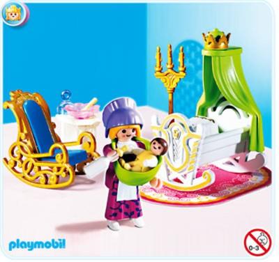 Иллюстрация 1 из 8 для Детская комната принцессы (4254)   Лабиринт - игрушки. Источник: Лабиринт