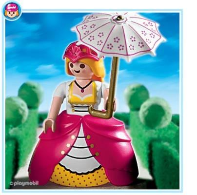 Иллюстрация 1 из 11 для Принцесса с зонтиком (4639)   Лабиринт - игрушки. Источник: Лабиринт