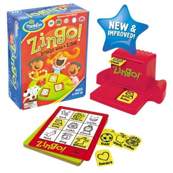 """Иллюстрация 1 из 13 для Детское лото """"Обучай-ка"""" Zingo! (7700)   Лабиринт - игрушки. Источник: Лабиринт"""
