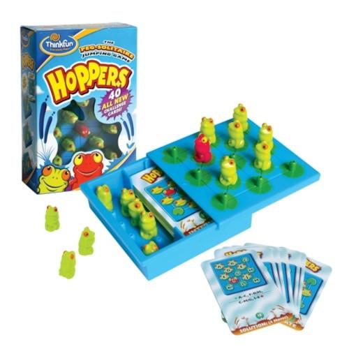 Иллюстрация 1 из 31 для Лягушки-непоседы Hoppers (6701) | Лабиринт - игрушки. Источник: Лабиринт
