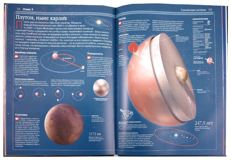 Иллюстрация 1 из 7 для Большой иллюстрированный атлас: Вселенная | Лабиринт - книги. Источник: Лабиринт