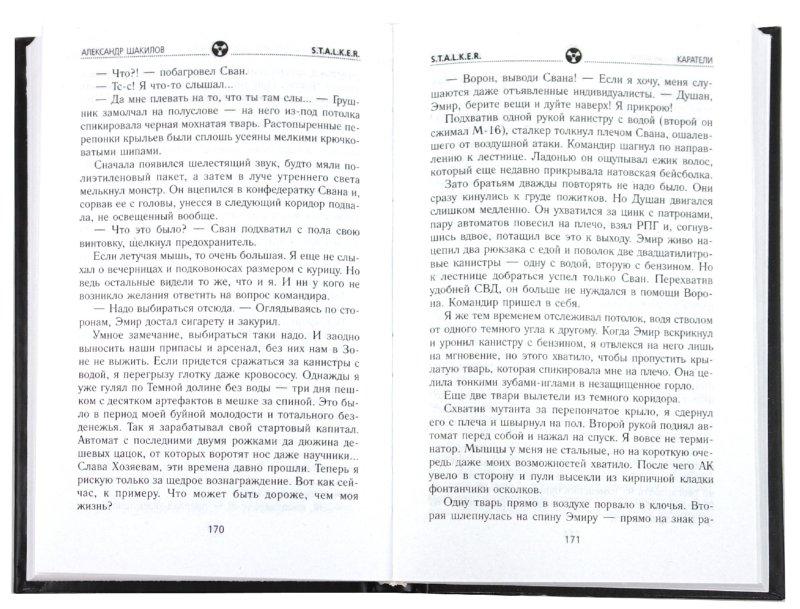 Иллюстрация 1 из 16 для Каратели - Александр Шакилов | Лабиринт - книги. Источник: Лабиринт