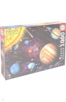 Пазл-1000 Солнечная система (неон) (14461) educa пазл пекарня