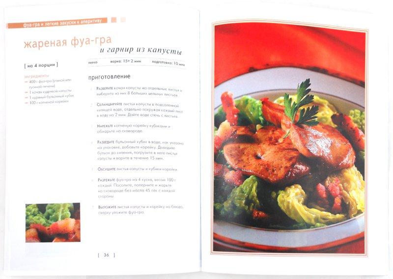 Иллюстрация 1 из 10 для Фуа-гра & легкие закуски к аперитиву | Лабиринт - книги. Источник: Лабиринт