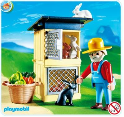 Иллюстрация 1 из 9 для Кролики с клеткой (4491) | Лабиринт - игрушки. Источник: Лабиринт