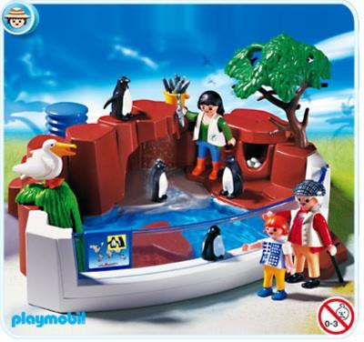 Иллюстрация 1 из 6 для Бассейн с пингвинами (4462) | Лабиринт - игрушки. Источник: Лабиринт