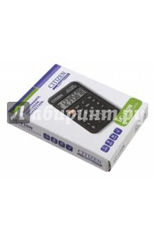 Калькулятор карманный Citizen 8-разрядный (LC-110 (III)) калькулятор citizen sld 100n 8 разрядный черный