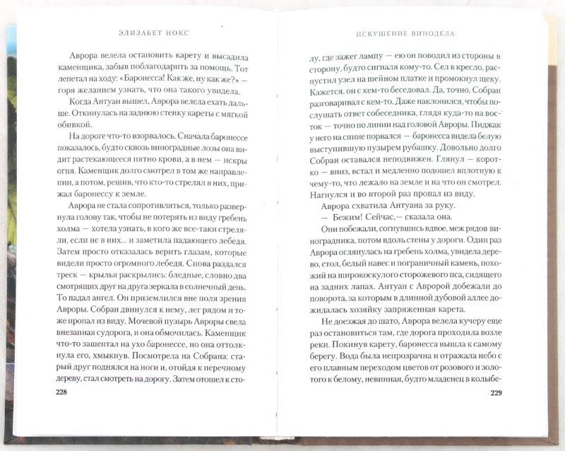 Иллюстрация 1 из 8 для Искушение винодела - Элизабет Нокс | Лабиринт - книги. Источник: Лабиринт