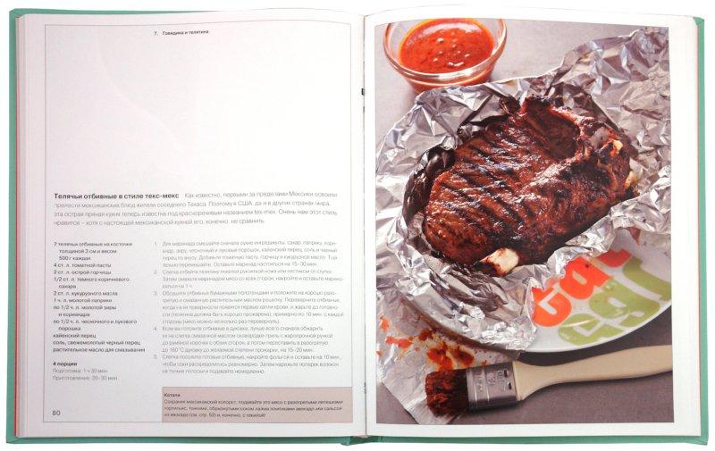 Иллюстрация 1 из 41 для Рецепты для гриля и духовки - Николай Баратов | Лабиринт - книги. Источник: Лабиринт