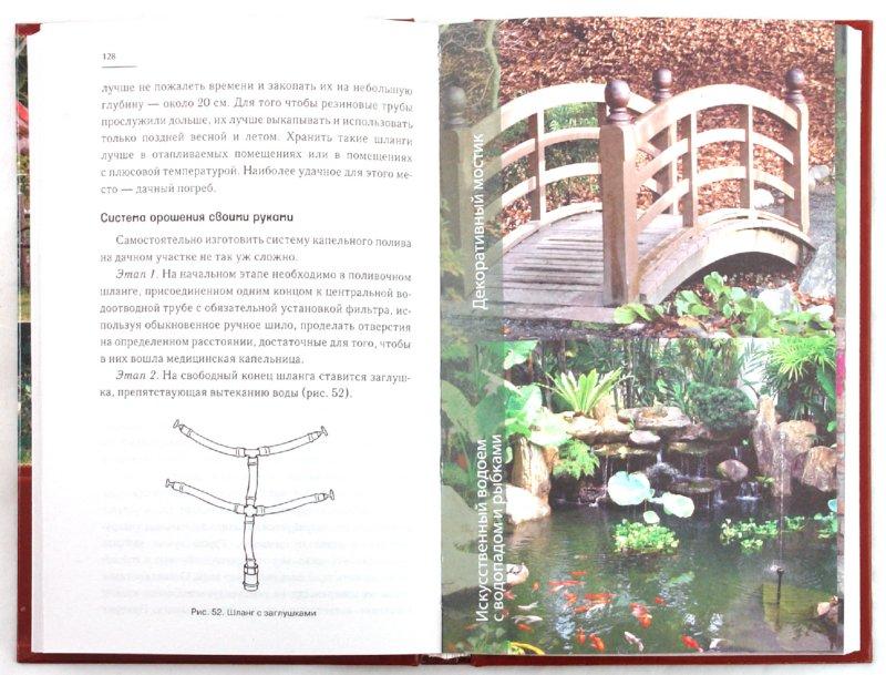 Иллюстрация 1 из 40 для Обустройство дачного участка - Елена Бычкова | Лабиринт - книги. Источник: Лабиринт
