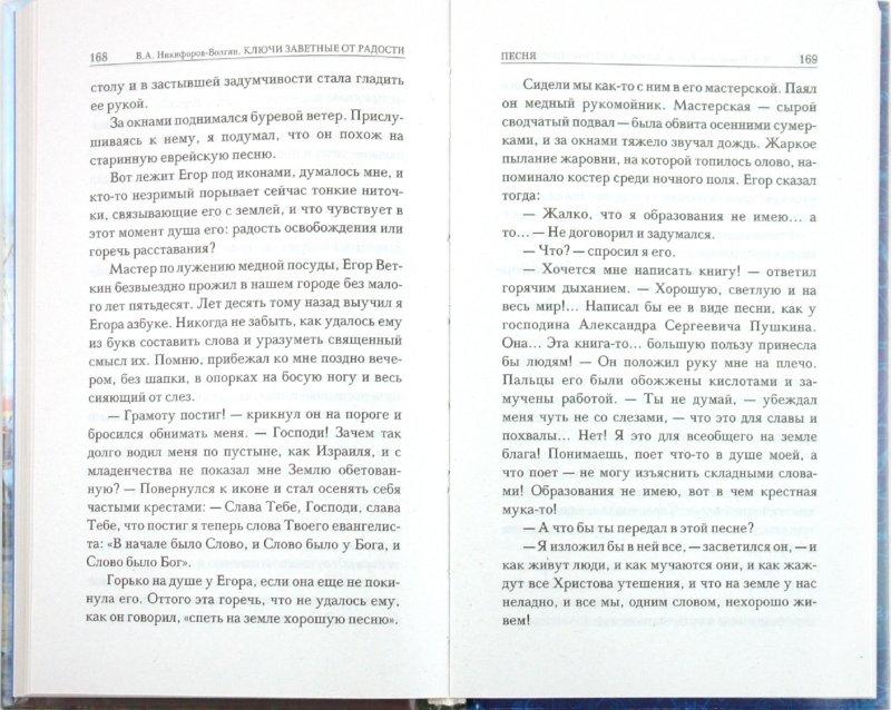 Иллюстрация 1 из 19 для Ключи заветные от радости - Василий Никифоров-Волгин | Лабиринт - книги. Источник: Лабиринт