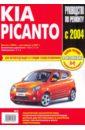 Kia Picanto: Руководство по эксплуатации, техническому обслуживанию и ремонту цена