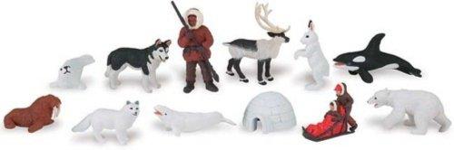 Иллюстрация 1 из 8 для Арктика, 12 фигурок (681604) | Лабиринт - игрушки. Источник: Лабиринт