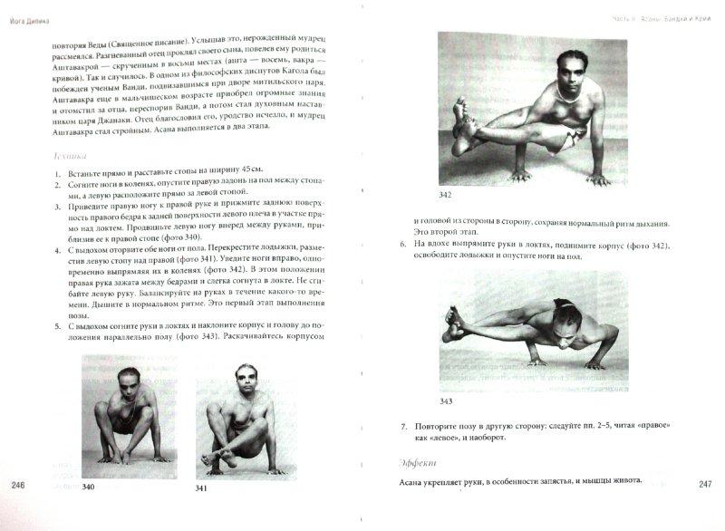 Иллюстрация 1 из 6 для Йога Дипика. Прояснение йоги - Айенгар Беллур Кришнамачар Сундараджа   Лабиринт - книги. Источник: Лабиринт