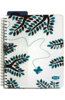 Тетрадь А5 Деревья 96 листов (105540) тетрадь блочная 120 листов stila nature деревья а5 105640