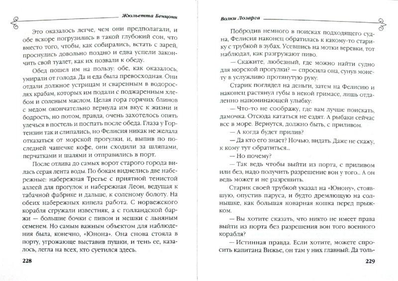 Иллюстрация 1 из 3 для Волки Лозарга - Жюльетта Бенцони | Лабиринт - книги. Источник: Лабиринт