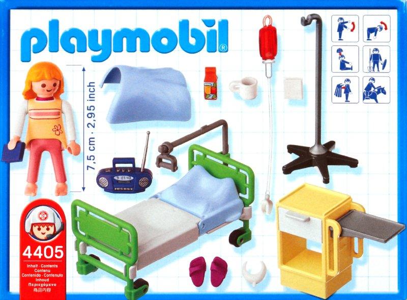 Иллюстрация 1 из 2 для Детская палата (4405) | Лабиринт - игрушки. Источник: Лабиринт