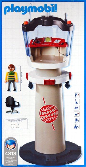 Иллюстрация 1 из 2 для Диспетчерская вышка с маяком (4313) | Лабиринт - игрушки. Источник: Лабиринт