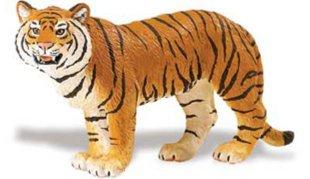 Иллюстрация 1 из 5 для Бенгальский тигр (294529) | Лабиринт - игрушки. Источник: Лабиринт