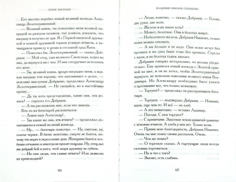 Иллюстрация 1 из 14 для Владимир Красное Солнышко - Борис Васильев   Лабиринт - книги. Источник: Лабиринт