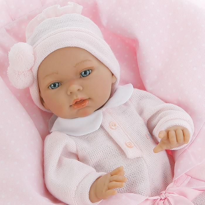 Иллюстрация 1 из 7 для Кукла-младенец Элли (35 см) (5542) | Лабиринт - игрушки. Источник: Лабиринт