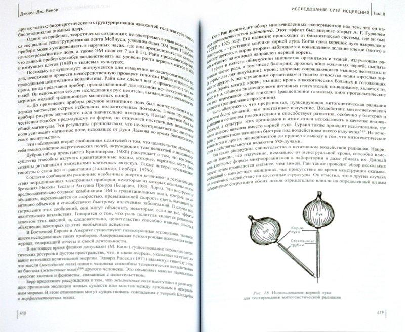 Иллюстрация 1 из 6 для Исследование сути исцеления. Том 2 - Дэниел Бенор | Лабиринт - книги. Источник: Лабиринт