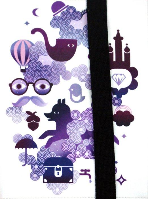 Иллюстрация 1 из 7 для Обложка для книг (BstM 2.8-2) | Лабиринт - канцтовы. Источник: Лабиринт