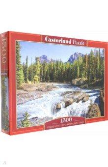 Купить Puzzle-1500. Национальный парк, Канада (C-150762), Castorland, Пазлы (1500 элементов)