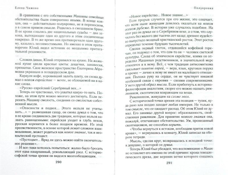 Иллюстрация 1 из 5 для Полукровка - Елена Чижова | Лабиринт - книги. Источник: Лабиринт