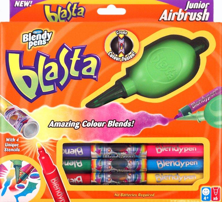 Иллюстрация 1 из 6 для Набор для творчества Blasta (BL7003) | Лабиринт - игрушки. Источник: Лабиринт