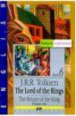 Толкин Джон Рональд Руэл Властелин колец: Возвращение Государя. Книга 6. Том. 1 (на английском языке) толкин джон рональд руэл возвращение государя