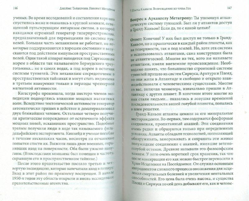 Иллюстрация 1 из 12 для Говорит Метатрон. Беседы с Архангелом - Джеймс Тайберонн   Лабиринт - книги. Источник: Лабиринт