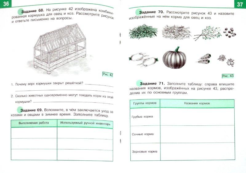 Иллюстрация 1 из 5 для Технология. Сельскохозяйственный труд. 6 класс. Рабочая тетрадь. Адаптированные программы - Евгения Ковалева | Лабиринт - книги. Источник: Лабиринт