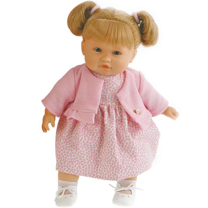 Иллюстрация 1 из 2 для Кукла Тереза блондинка в малиновом, озвученная (35 см) (4407M) | Лабиринт - игрушки. Источник: Лабиринт