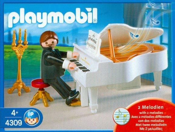 Иллюстрация 1 из 2 для Музыкант за роялем (4309) | Лабиринт - игрушки. Источник: Лабиринт