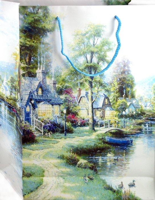 Иллюстрация 1 из 2 для Пакет подарочный (32х26х9 см, в ассортименте) (GB-L)   Лабиринт - сувениры. Источник: Лабиринт