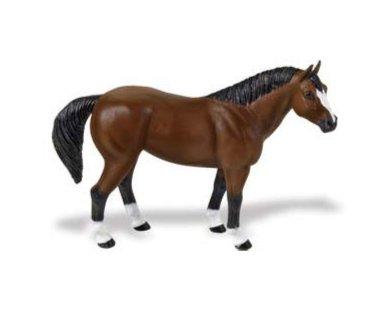 Иллюстрация 1 из 5 для Лошадь с ранчо, гнедая (153005)   Лабиринт - игрушки. Источник: Лабиринт