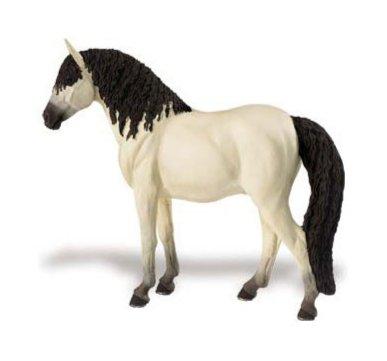 Иллюстрация 1 из 7 для Лошадь лузитано, буланая (159705) | Лабиринт - игрушки. Источник: Лабиринт