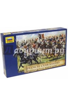 Купить Сборная модель Французские кирасиры 1807-1815 гг. (8037), Звезда, Пластиковые модели: Солдаты
