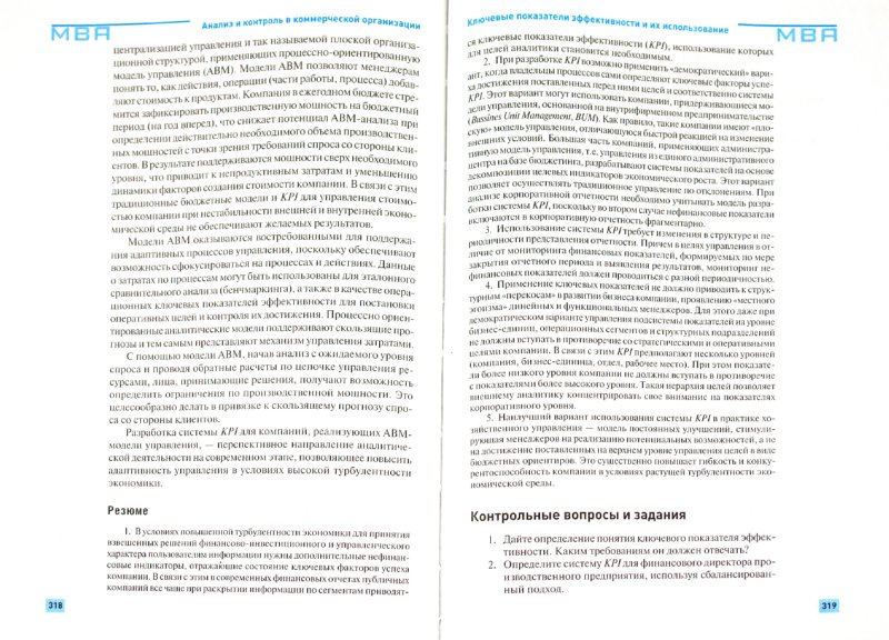 Иллюстрация 1 из 6 для Анализ и контроль в коммерческой организации - Бердников, Мельник | Лабиринт - книги. Источник: Лабиринт
