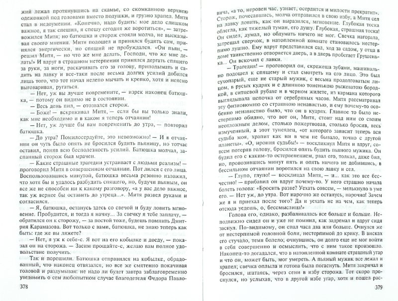 Иллюстрация 1 из 14 для Братья Карамазовы - Федор Достоевский | Лабиринт - книги. Источник: Лабиринт