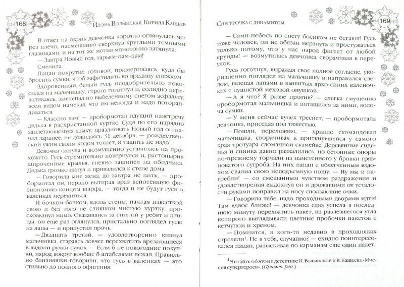 Иллюстрация 1 из 12 для Большая книга зимних приключений - Кащеев, Волынская | Лабиринт - книги. Источник: Лабиринт