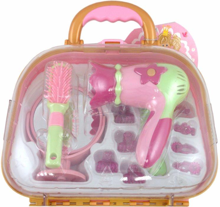"""Иллюстрация 1 из 5 для Набор с феном """"Принцесса"""" (5280)   Лабиринт - игрушки. Источник: Лабиринт"""