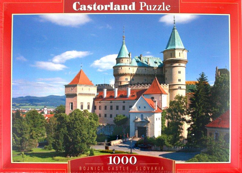 Иллюстрация 1 из 3 для Замок, Словакия, 1000 деталей (C-102150) | Лабиринт - игрушки. Источник: Лабиринт