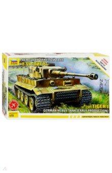 Немецкий танк Т-VI Тигр (5002) немецкий тяжелый танк т vi тигр 3646