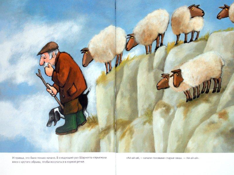 Иллюстрация 1 из 12 для Овечка Шарлотта - Ану Штонер | Лабиринт - книги. Источник: Лабиринт