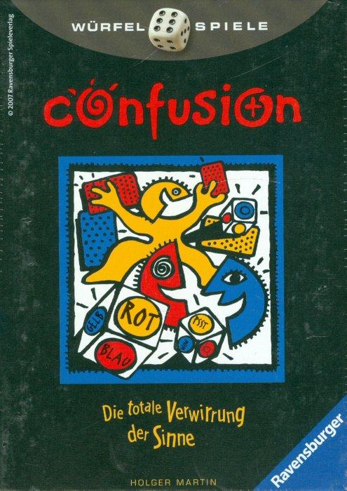 Иллюстрация 1 из 3 для Игра Confusion (Беспорядок) (271337)   Лабиринт - игрушки. Источник: Лабиринт